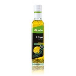 EKO Oliwa z oliwek macerat rozmaryn-cytryna 250ml