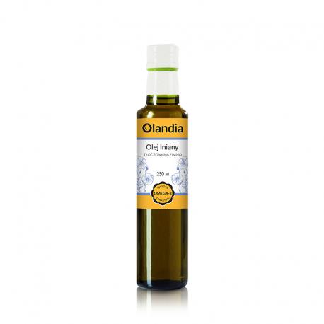 Olej lniany 250 ml