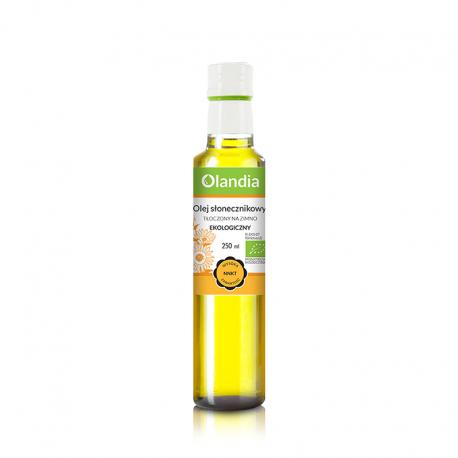 EKO Olej słonecznikowy 250 ml