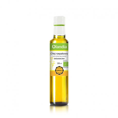 EKO Olej rzepakowy 250 ml