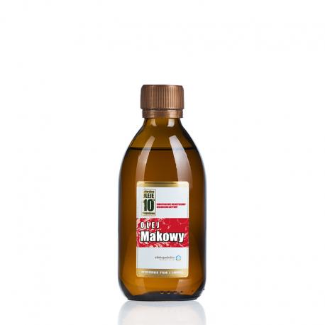 Olej makowy zimnotłoczony 250ml