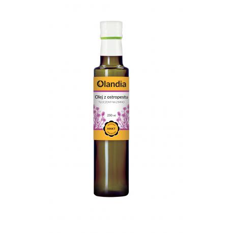 Olej z ostropestu 250ml-OLANDIA