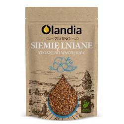 Siemię lniane nasiona 200 g