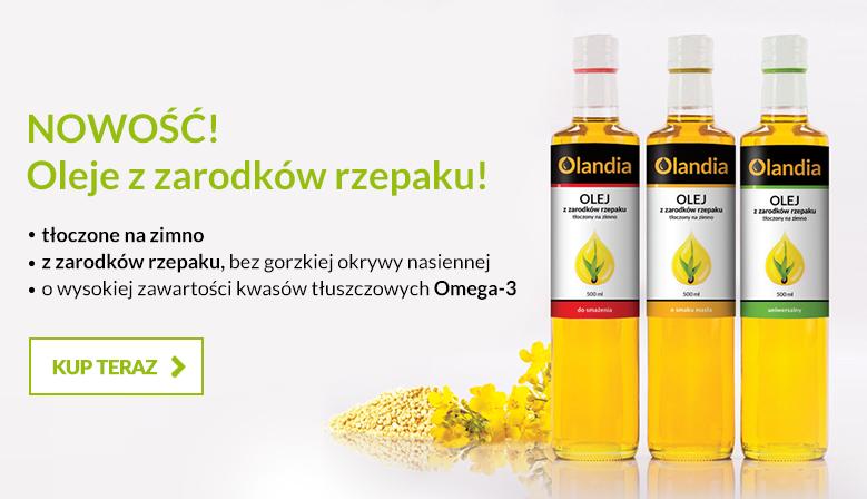 Oleje z zarodków rzepaku